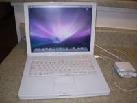 Up for sale is my Apple iBook G4 Laptop, this system is