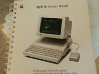 Apple IIc Original Owners Manual