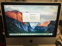 "Many iMac's For Sale 3x 24"" and 4x 20"" price above is"