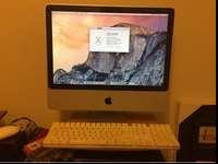 I am selling a 2008 iMac that is in great condition!