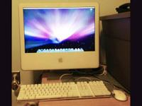 I have a used, perfectly fine working Apple IMac G5
