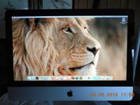 2009 Core 2 Duo iMac shows only minor damage from