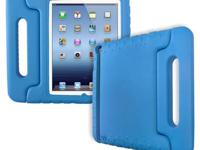 MPERO Collection Foam Kids Ruff N? Tuff Blue Case for
