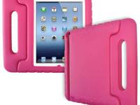 MPERO Collection Foam Kids Ruff N? Tuff Hot Pink Case