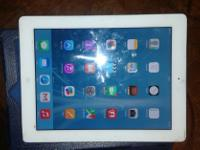 Type:IpadsType:Apple iPad 4 Wifi 64gigHi, I have an