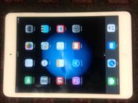 HI, I'M SELLING THIS APPLE IPAD MINI 16GB, 1st GEN,
