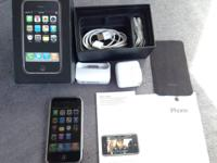 Timeless iPhone 1st generation 8GB best condition. The