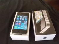 Apple iPhone 4 8GB in White, Excellent condition