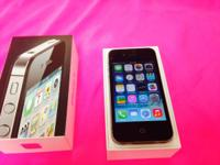 Apple iPhone 4s -16GB -Black Sprint  Clean ESN - Ready