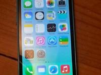 Apple iPhone 5C 16GB blue (CLEAN IMEI on AT&T) Phone