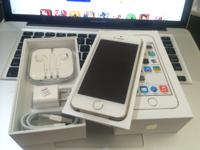 Apple Iphone 5s 64gb gold $600 It is brand new in the
