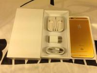 Type: Apple iPhone Type: iphone 6 plus 64gb Color: Gold