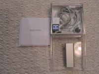 This is a brand new in box 4gb ipod comes complete its