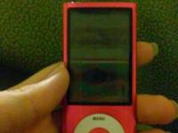Selling:. Apple 8GB iPod Nano(Pink) 5th Generation Has