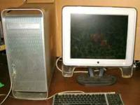 I HAVE AN APPLE MAC G5 BUNDLE FOR $375.00 MOUSE,