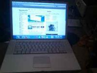 I have an Apple Mac Laptop for sale. Power Book g4 15""