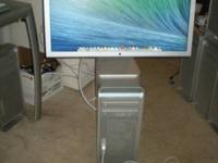 Hello im selling my Apple Mac Pro Tower, with a Quad