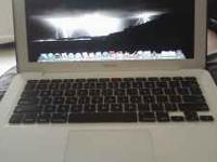 I have a 2010 Apple Macbook for sale * 2.26 GHz Intel