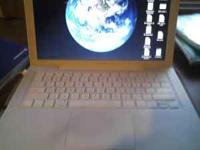 I have for sale an all white Apple Macbook model A1181