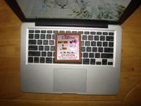 """Apple MacBook MB466LL/A 13.3"""" Laptop (2.0 GHz Intel"""