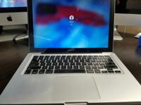 "13"" MacBook Pro Unibody 2.26 GHz Core 2 Duo Processor"