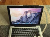 Type: Apple Type: MacBook Pro Specs: Model: MD314LL/A