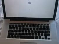 2009 MacBook Pro 2.53 GHZ dual Core. New Battery,