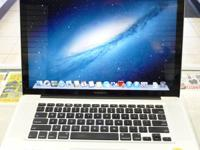 Mac book Pro Early 2011 Intel Center i7, 8GB Ram, 640