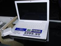 Refurbished Apple MacBook laptop, model A1181  Intel