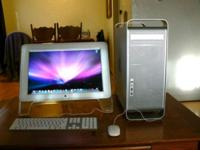 Apple PowerMac Desktop 1.8 GHZ 4Gb RAM DVD-RW COMBO