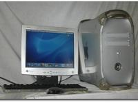 Apple PowerPC Mac G4 Computer, COMPLETE with Keyboard Mouse