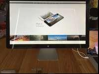 Apple Thunderbolt Display (27-Inch) is in excellent