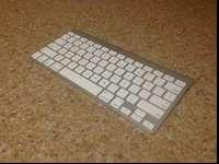 I have a pair of Apple Wireless Keyboards (45 each) I