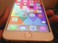 Type: Apple iPhone Unlocked I Phone 6 for sell, contact