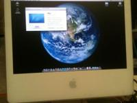 Good-looking 20 Intel iMac. Running fresh MacOS 10.7