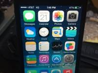 AT&T iPhone 4S/Black/16GB/$160- price is firm Includes