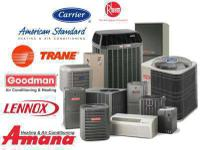 Having problems with your air conditioning and heating
