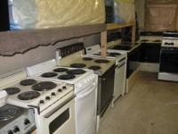 Looking for good used appliances we have everything you
