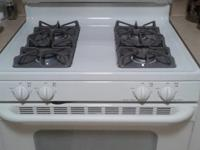 GE stove and dishwasher in bisque ($100 each) products