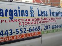 Come to Bargains For Less Furniture.. 904 Brunswick