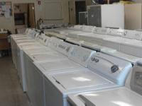 WARANTTY ON ALL APPLIANCES WASHER ,DRYERS STOVES,