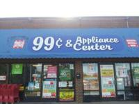 Now available at 99cents &Appliance Center/ washers and