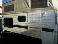 Utilized 1994 Trademark Vail Turn up Vehicle Camper -