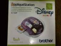 have a Brother Disney Applique station for sale. Paid