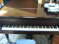 Great condition piano, it has been maintained over the