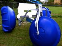 Aqua-Cycle Water Trikes turn heads around the world