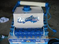 Aquabot Turbo Inground Pool Cleaner  Purchased in 2010,