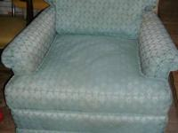 We are selling an upholstered Brassiere chair from the