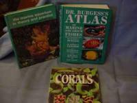 I have various books for sale 10.00 to 20.00 each