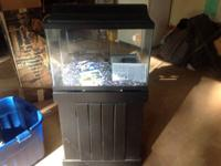 Brand name brand-new. (Never Used) 20 Gallon Aquarium